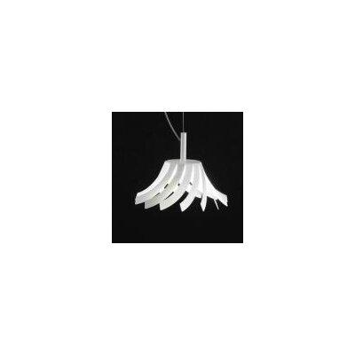 Selene Illuminazione Schalen-Pendelleuchte 1-flammig Panama