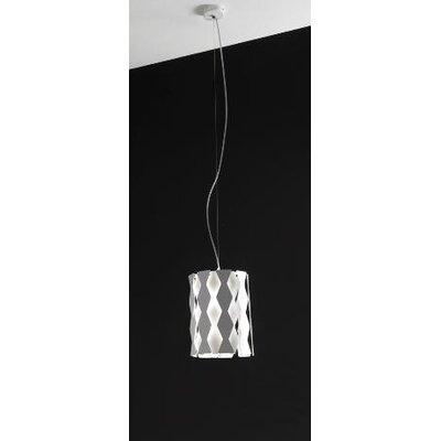 Selene Illuminazione Mini-Pendelleuchte 1-flammig Nest