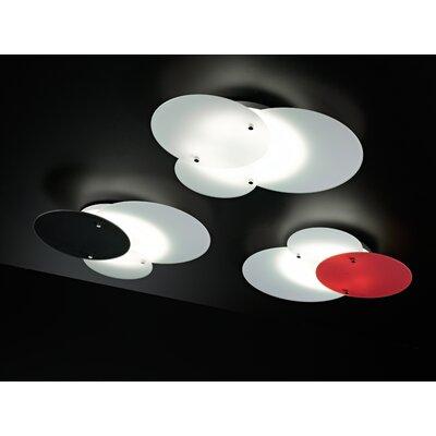 Selene Illuminazione Deckenleuchte 1-flammig Concentrik