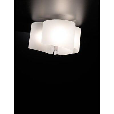 Selene Illuminazione Deckenleuchte 5-flammig Papiro
