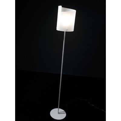 Selene Illuminazione 180 cm Design-Stehlampe Papiro