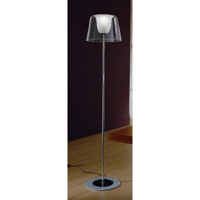 Selene Illuminazione 170 cm Design-Stehlampe Conca