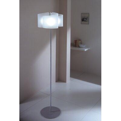 Selene Illuminazione 170 cm Design-Stehlampe Papiro