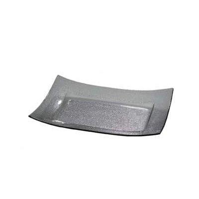 Zieher Glasschale/ -teller rechteckig
