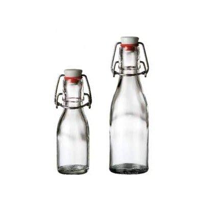 Zieher 12-er Glasflaschen Set