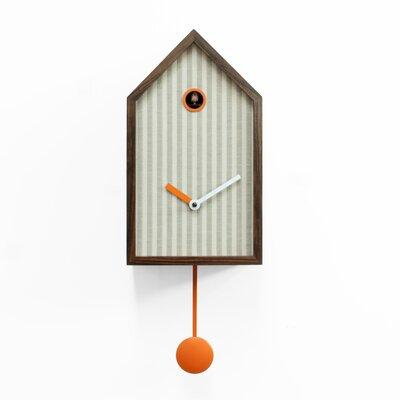 Progetti Mr. Orange Cuckoo Wall Clock
