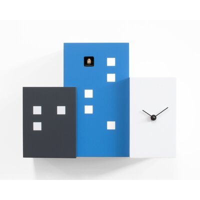 Progetti Walls Cucù Cuckoo Wall Clock