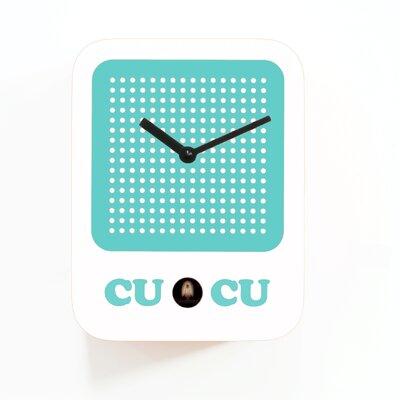 Progetti Cucuradio Cucu Wall Clock