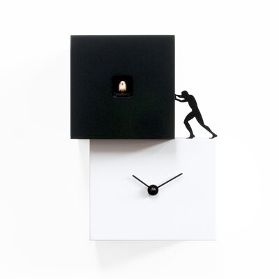 Progetti Strong Cucù 1 Cuckoo Wall Clock