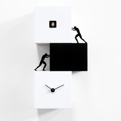 Progetti Strong Cucù 2 Cuckoo Wall Clock