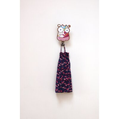 Brook Cow Wall Hook