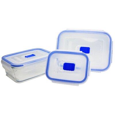 Creatable 6-Piece Rectangular Pure Active Box Set