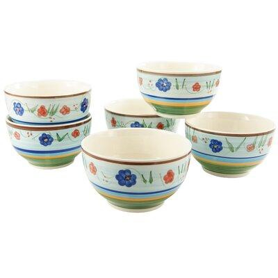 Creatable 6 Piece Muesli Bowl