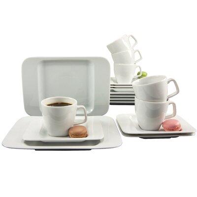 Creatable Smart 18 Piece Coffee Set