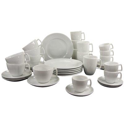 Creatable Universal 36 Piece Dinnerware Set