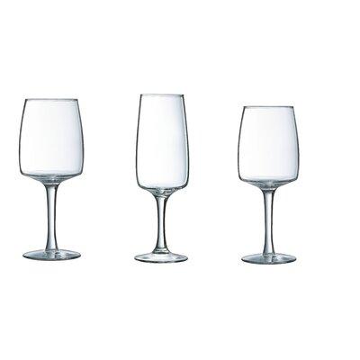 Creatable Equip Home 18 Piece Glass Set