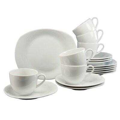 Creatable Finessa 18 Piece Dinnerware Set