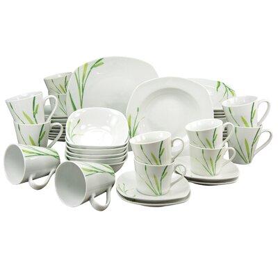 Creatable Amelie Graeser 42 Piece Dinnerware Set