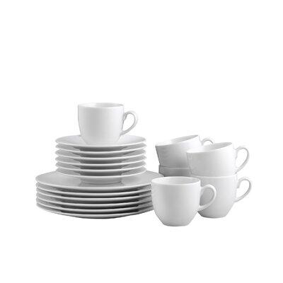 Creatable Zen 18 Piece Dinnerware Set