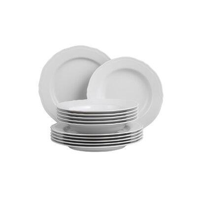 Creatable Alba  Dinnerware 12 Piece Set