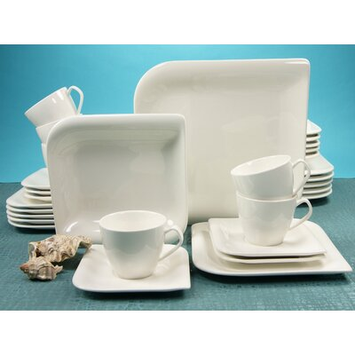 Creatable New Pacific 30 Piece Dinnerware Set