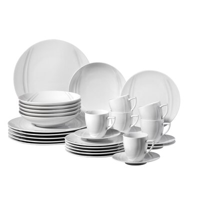 Creatable Carat 30 Piece Dinner Set