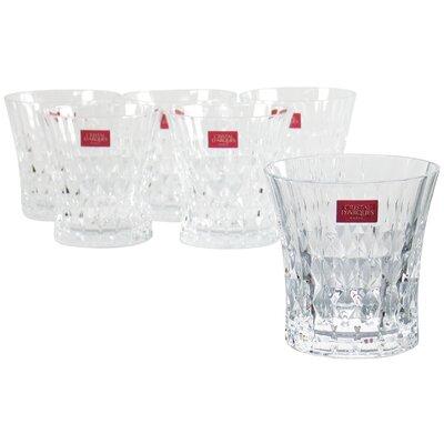 Creatable Lady Diamond White Wine Glass
