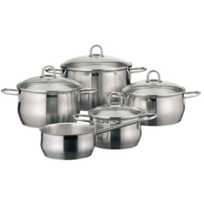 ELO Platin 5-Piece Pot Set