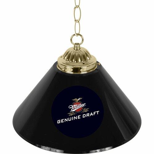 Miller Genuine Draft Single Lamp