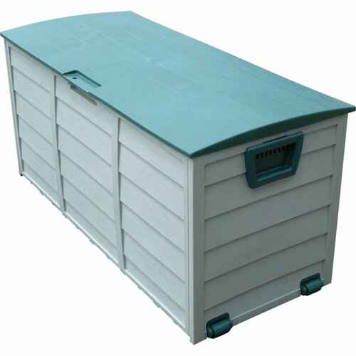 Durable Plastic Outdoor Storage Box