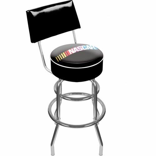 NASCAR Swivel Bar Stool