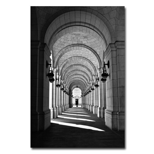 'Union Station Concourse' by Gregory Ohanlon Photographic Print on Canvas