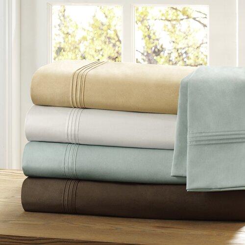 400 Thread Count Egyptian Cotton Sateen Sheet Set