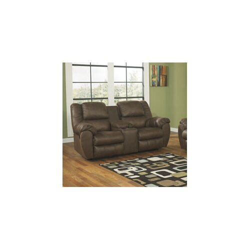 Signature Design By Ashley Weatherly Double Reclining Loveseat Reviews