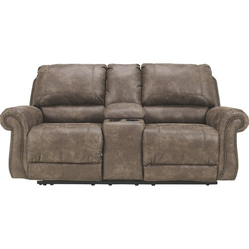 Signature Design By Ashley Evansville Reclining Loveseat Reviews