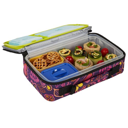 Bento 6-Piece Lunch Box Set