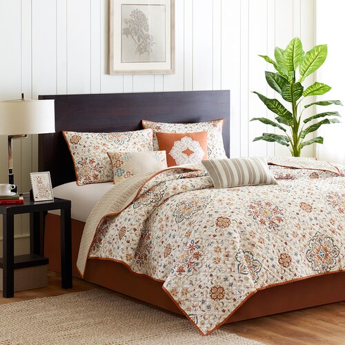 6-Piece Taya Coverlet Set