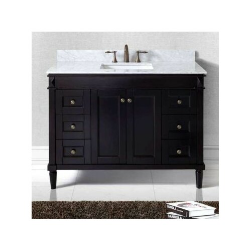 tiffany 48 bathroom vanity cabinet