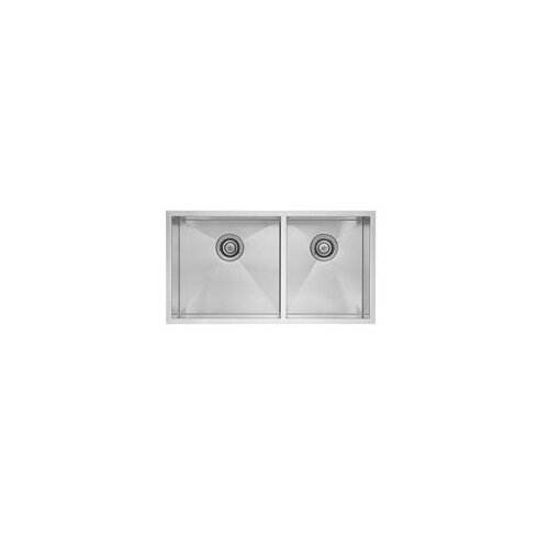 Blanco Top Mount Kitchen Sinks : Blanco Quatrus 33