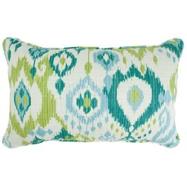 Rectangle Gunnison Pillow in Grasshopper
