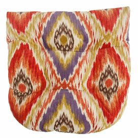 Alexandria Chair Cushion in Desert