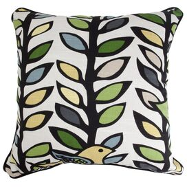 Square Trixie Pillow in Hemlock