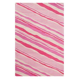 "Michelle 5' x 7'6"" Rug in Pink"
