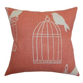 Birdcage Pillow