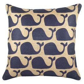 Cetacea Pillow