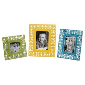3 Piece Links Picture Frame Set