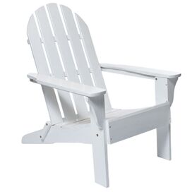 Adirondack Chair in White