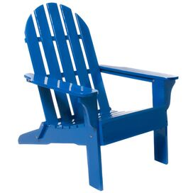 Adirondack Chair in Royal Blue