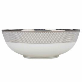 Marielle Platinum Serving Bowl