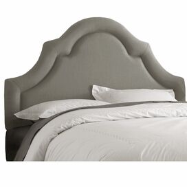 Elodie Headboard in Gray